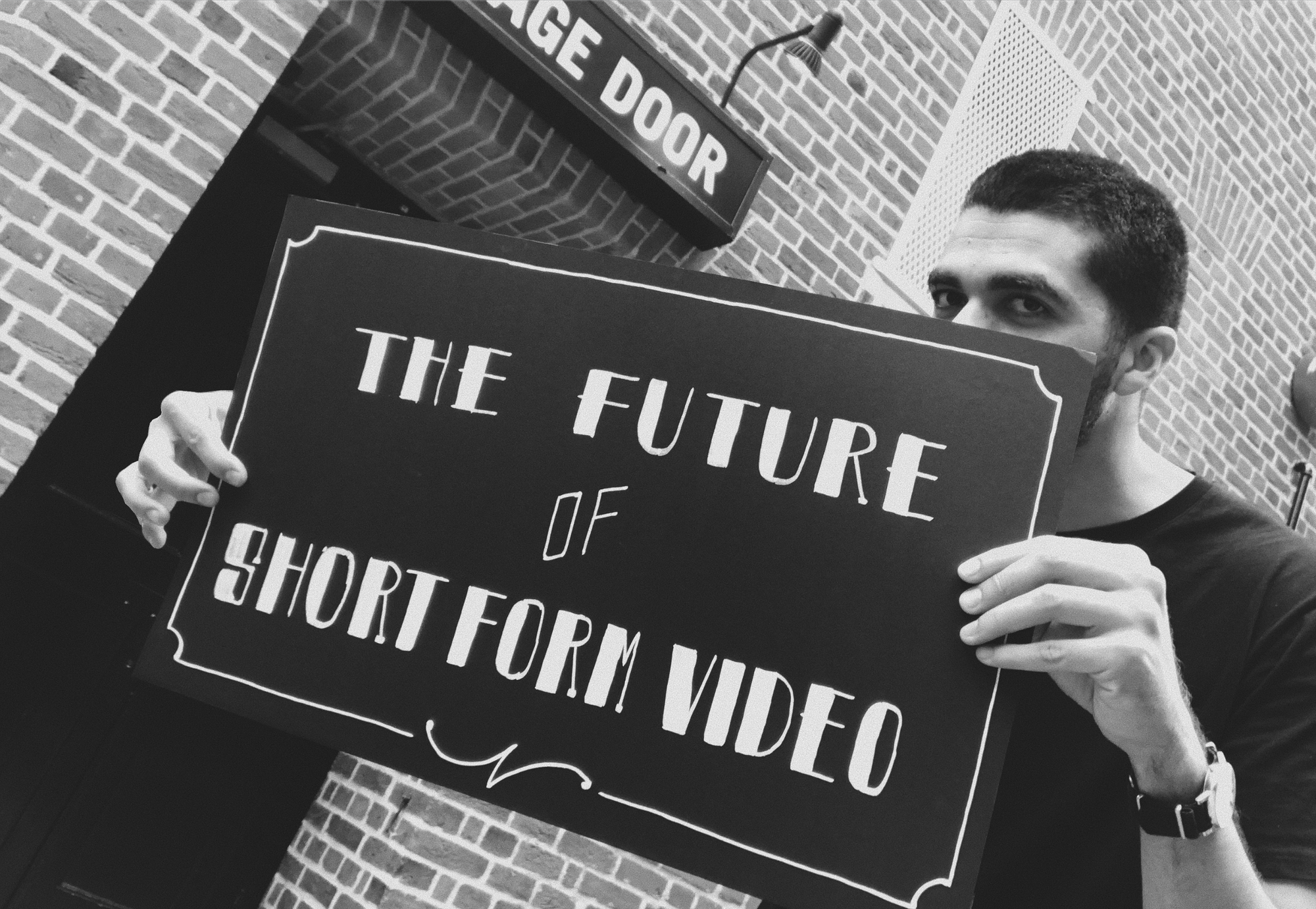 The future of short-form video is...